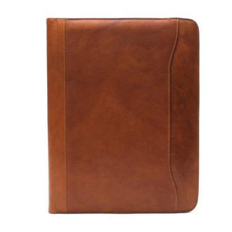 Ultimo Executive Business Writing Pad PI803301 Cognac front