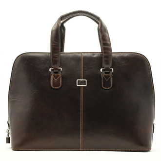 Classic Zip - Around Women's Laptop Bag | Brown