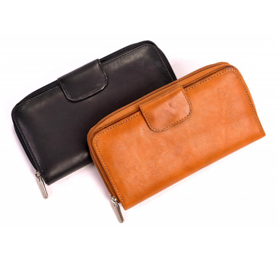 Prima Grande Wallet with I.D. and Coin Pocket PG428802 Group