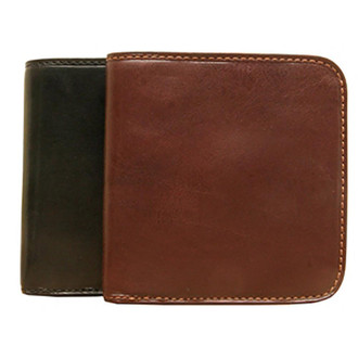 Prima Traditional Coin Wallet PG402002 | Color Brown and Black