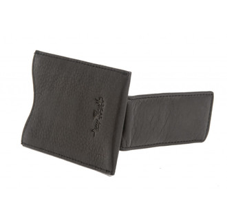 Executive Front pocket Magnetic Money Clip PC411202 Back Black