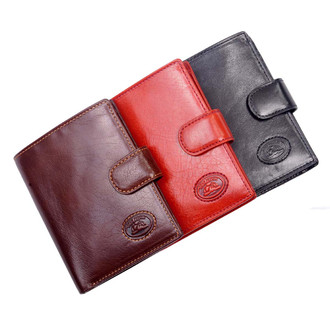 Ultimo Coin Wallet With Snap Closure PI429301 Group Closed