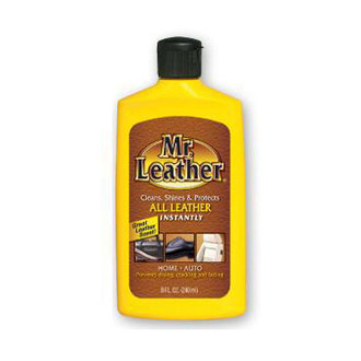 Leather Conditioning and Cleaning Lotion - 8 oz