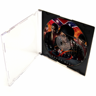 CD Duplication with Full Color Print (5-7 days)