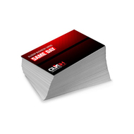 Our full color business cards are printed cheap and fast. 5,000 business cards are done the next day Atlanta Georgia and  Miami Florida. Same day printing is available in Atlanta for increments of 250, 500 and 1,000. 1,000 full color business cards are printed in two days. In New York, California, and Chicago the turnaround is 2-4 days. We offer  12 point, 14 point and 16 point card stocks. Business cards are always free shipping, full color, both sides and printed on quality card stocks. SAME DAY PRINTING IS PRINTED ON 12PT CARD STOCK WITH A CUT OFF TIME OF 12:30PM FOR SAME DAY SERVICE