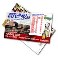 6 X 11 Postcard 16pt Stock