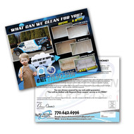 "8.5"" X 11"" Postcard EDDM Safe for Every Door Direct Mailing Prints"