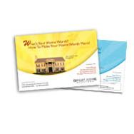 "8.5"" X 11"" Postcard EDDM Safe for Every Door Direct Mailing Prints"