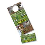 4.25 X 11 Rip Card Door Hanger (16pt Stock)