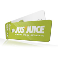 Single Plastic Keycard