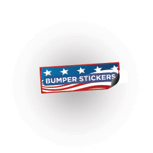 Our Bumper Stickers are intended for use on cars and are resistant to even the harshest weather conditions. Outdoor application will not result in product damage. The turnaround for this product is 4-6 business days.