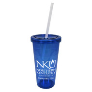 Carnival 24 oz. Single Wall Acrylic Tumbler