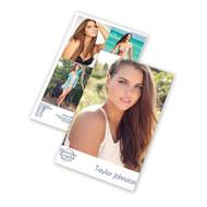 Model Comp Cards