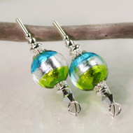 Blue & Green Spheres