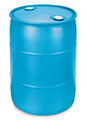 55 gal (USP - KOSHER) Blue Plastic drum, Glycerin Liquid