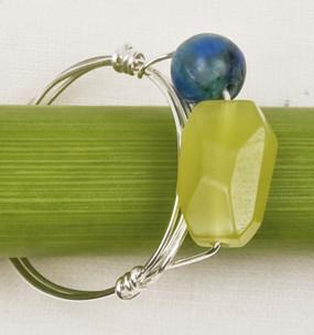 Sterling & Stone Rings