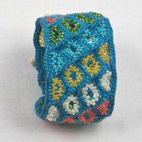 Crochet & Bead Bracelets