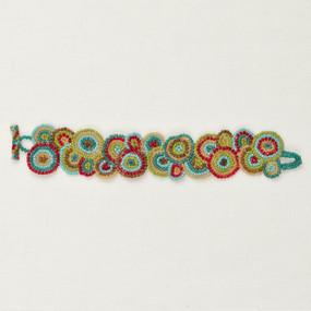 Beaded Circle Bracelets