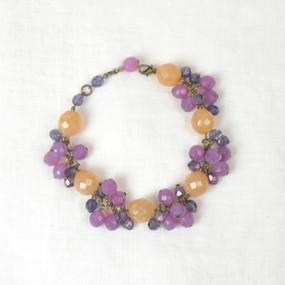 Bronze Chain Garland Bracelet