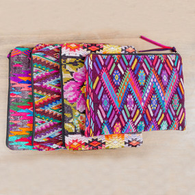 Large Chichi Cosmetic Bag/Clutch