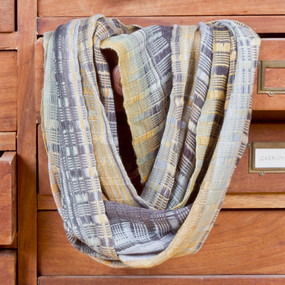 Bamboo Infinity Calabe Scarf