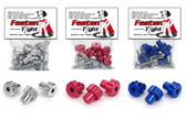 Kennel nuts bolts in 3 color choices