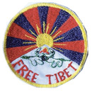 Free Tibet Patch