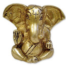 Ganesh Brass Statue 
