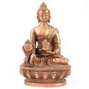 Copper Color Medicine Buddha