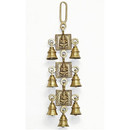 Ganesh Brass Hanging Bells