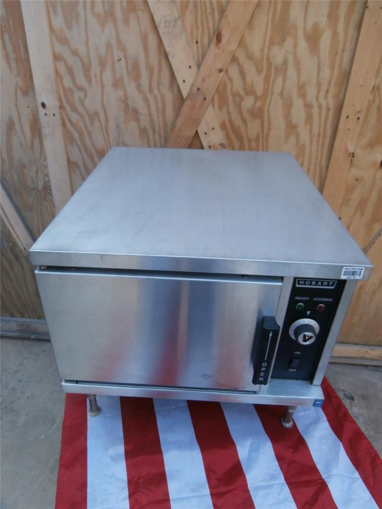 Hobart Countertop Oven : Hobart HSF3 EAB Countertop Steamer Oven Seafood & Vegetable - eZkwip ...