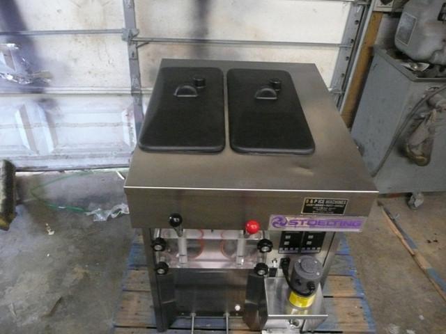 Countertop Electric Ice Cream Maker : Stoelting Countertop Ice Cream Machines SF144