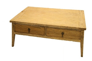 Accessories Aborad Coffee Table-Driftwood