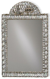 Currey and Company Abalone Mirror