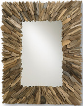 Currey and Company Beachhead Mirror