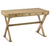 Arteriors Cain Natural Limed Oak Desk
