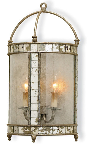Currey and Company Corsica Wall Lantern