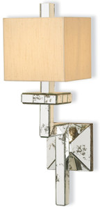 Currey and Company Eclipse Wall Sconce