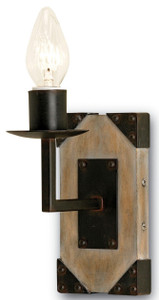 Currey and Company Eufala Wall Sconce