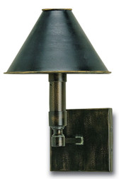 Currey and Company Insignia Wall Sconce