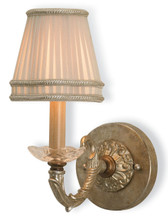 Currey and Company Halo Wall Sconce
