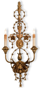 Currey and Company Belmonte Wall Sconce
