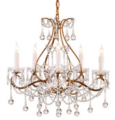Currey & Co Paramour Chandelier