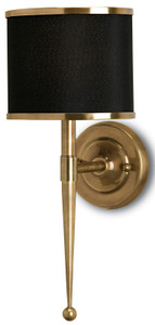 Currey and Co Primo Wall Sconce