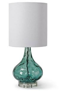 Regina Andrew Gem Lamp In Peacock Blue