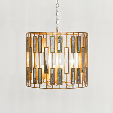 Worlds Away ChRialto Chandelier