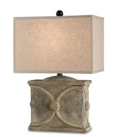 Currey and Co. Waldenbury Table Lamp