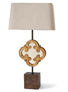 Regina Andrew Motif Mirror Table Lamp