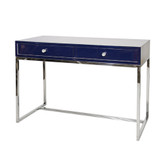 Worlds Away William Desk-Navy