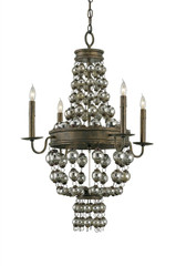 Currey and Company Spellbound Chandelier-Small